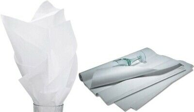 "WHITE TISSUE PAPER 15"" X 20"" - 960 SHEETS (1Pack) FREE SHIPPING 11-1520-9M"