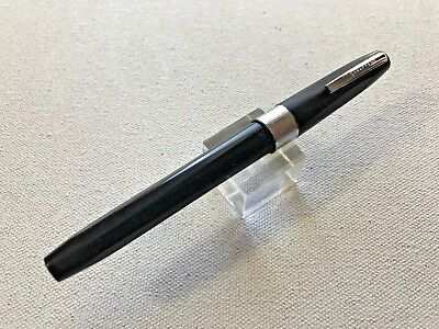 1 Eight Sided Sheaffer's Cartridge Fountain Pen Hooded MED nib You Choose color