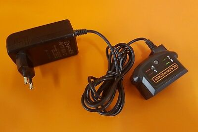 18v  Black and Decker charger Lithium Ion Slide for BL1518  2 PIN  90634972 ,G