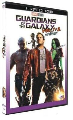 Guardians of the Galaxy Vol. 1 & 2 : 2-Movie Collection