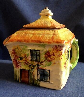 Vintage Cottage Ware. A Very Pretty and Unusual Tea Pot.