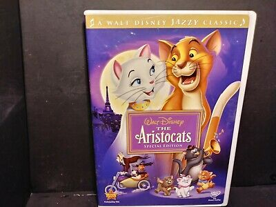 The Aristocats (DVD, 2008, Special Edition) Disney B212