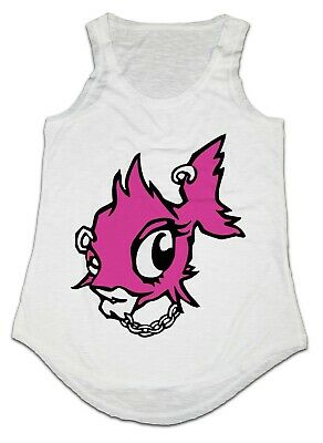 FUNNY CLAWS SLOTH FASHION COOL VEST LADIES TANK TOP ONE SIZE IDEAL GIFT