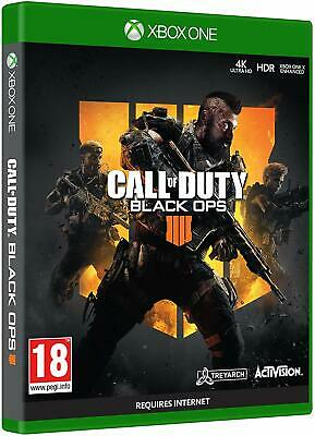Call of Duty Black Ops 4 COD for Xbox One - New and Sealed