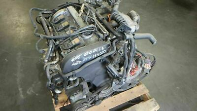 Free Shipping Engine Assembly 1.8L 00-02 AUDI A4 OEM ATW w/Turbo Accessories