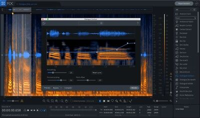 iZotope RX Post Production Suite 3 Full Retail