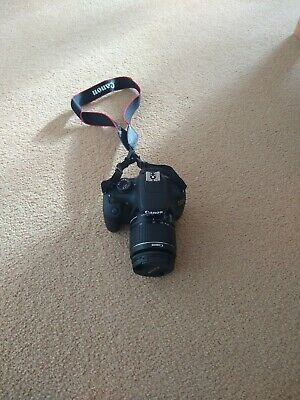 Canon EOS 1200D DSLR Camera, Battery, Charger, Strap+Bag. Starting at only £1!!