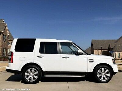 2016 Land Rover LR4 HSE AWD 4dr SUV H2 H3 Unlimited Rubicon LAND ROVER OFF ROAD H1 RANGE ROVER SUBURBAN JEEP G WAGON