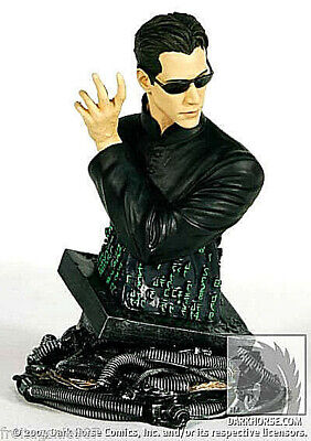MATRIX NEO Revolutions resin-bust 17cm ltd 2500 Gentle Giant