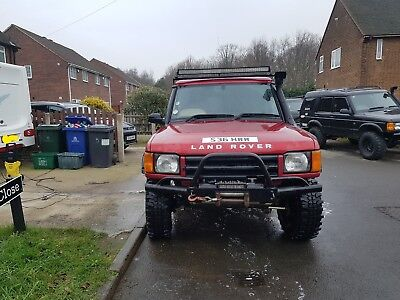 landrover discovery td5 4x4 offroader