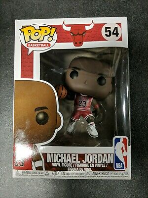 Chicago Bulls*funko Pop*michael Jordan*#54*in Hand