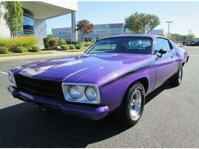 1973 Satellite  1973 Plymouth Satellite Coupe 318 V8 Road Runner Tribute Plum Crazy Rare Classic