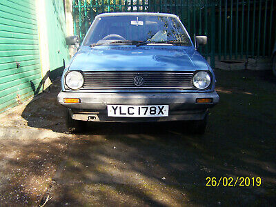 1982 VW Polo  breadvan spares or repairs