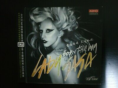Lady Gaga - Born This Way/Greatest Hits SPECIAL EDITION  CHINA 3CD - VERY RARE