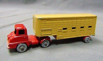 Matchbox Lesney Major Pack 9 a Double Freighter Repro Box Tray /& Insert only