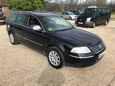 2005 Vw Passat Trendline Estate Black 1.9 Tdi Spares Repair
