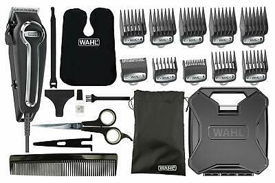 Wahl Elite Pro Main Hair Clipper Kit - IN A CASE, NO PAPERBACK ON CASE.