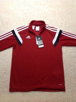 adidas Youth Condivo 1/4 Zip Jacket, Size Medium, New With Tags