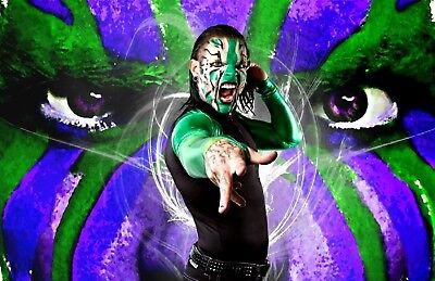 WWE Jeff Hardy Poster! LAST ONE!!!