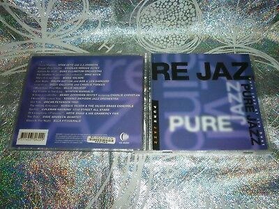Pure Jazz - Various Artists (Cd, 17 Tracks) (138831 A)