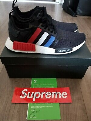 1afaa7cc887b2 ADIDAS NMD R1 Black Tri - Color Size 8.5 Verified StockX Authentic ...