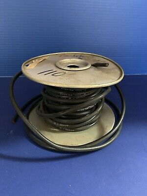 Belden 8241 RG-59/U Coaxial Cable, 23 AWG, Balance of Reel (Approx 35 ft)