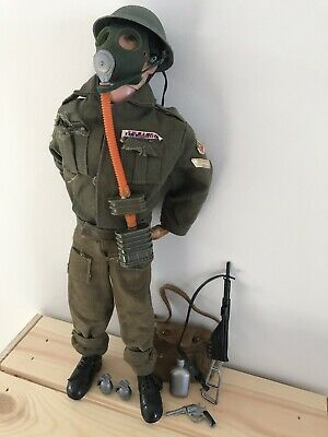 Action Man Vintage WW1 Infantry British Army Infantryman Gi Joe Dragon 1/6 🇬🇧