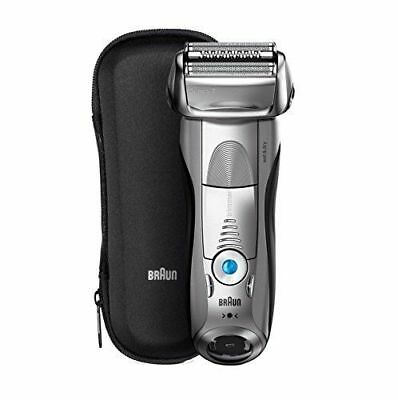 Braun Series 7 7893s Smart Wet and Dry Sonic Technology Shaver for Men