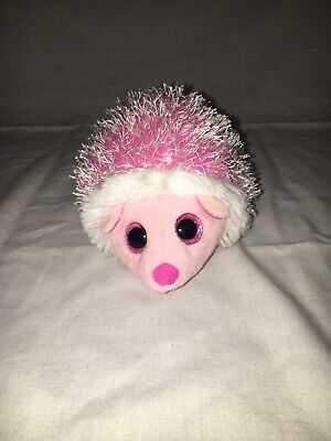 9a74453d26f TY MRS PRICKLY the HEDGEHOG BEANIE BABY - NO HANG TAG -  8.00