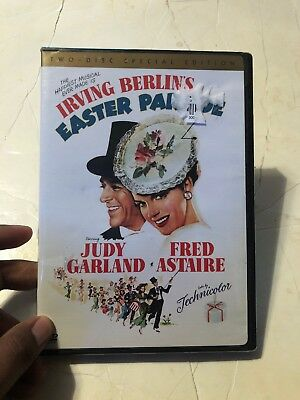 MGM's EASTER PARADE 2 DVD Special Ed Judy Garland Fred Astaire