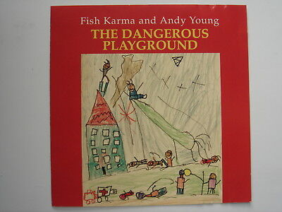 1181 Fish Karma and Andy Young - The Dangerous Playground CD album