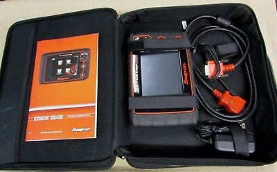 SNAP ON EESC332A Ethos Edge Auto Diagnostic Touch Screen Tool (W