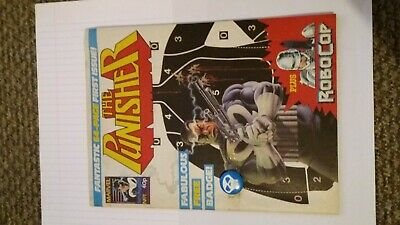 FIRST EVER EDITION - of ' THE PUNISHER ' magazine by Marvel comics London. Purch