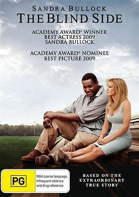 The Blind Side DVD 2010 Brand New Sealed