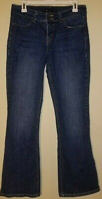 Levi Strauss & Co Womens Denim Slender Bootcut 526 Jeans The Original Jeans 8