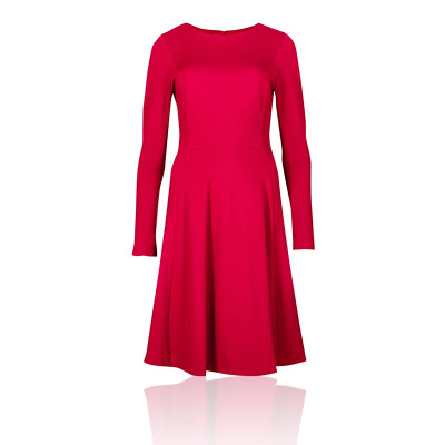 Marks /& Spencer M/&S Collection T599086D Ponte Short Sleeve Shift Midi Dress RRP /£45