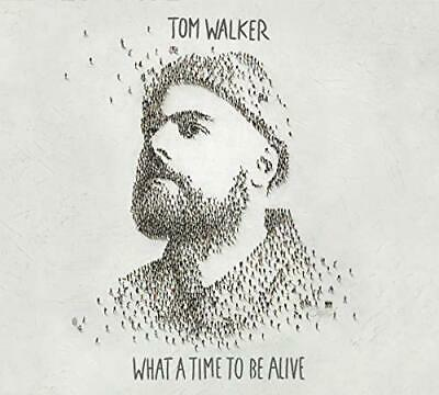 Tom Walker - What A Time To Be Alive - CD - New