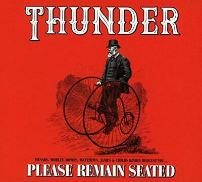 Thunder - Please Remain Seated - Double CD - New
