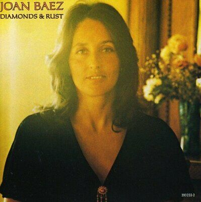 Joan Baez - Diamonds & Rust - CD - New