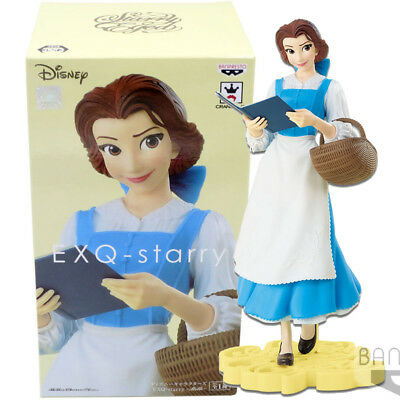 Banpresto Disney Characters EXQ Starry Belle Beauty and the Beast PVC Figure