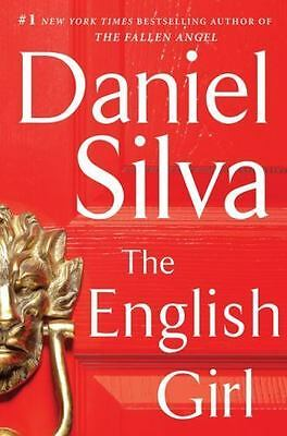 The English Girl by Daniel Silva Signed First Addition w COA