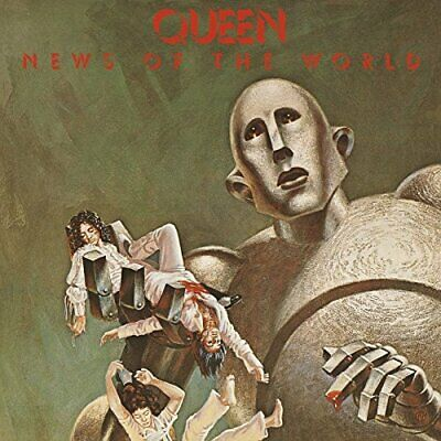 Queen - News of the World - Double CD - New