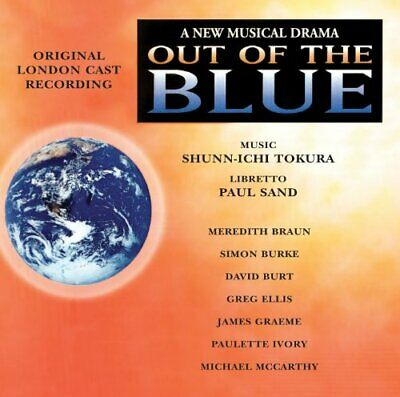 Original London Cast - Out of the Blue - CD - New