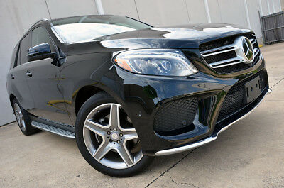 "2017 Mercedes-Benz Other GLE400 4MATIC P3 Pkg Panorama Trailer Hitch HSW 2017 GLE400 4MATIC LOADED MSRP $74k P3 Pkg Panorama Trailer Hitch 20"" AMG Wheels"