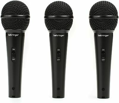 Behringer XM1800S Dynamic Vocal / Instrument Micro