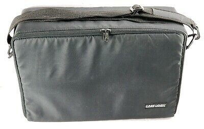 Case Logic 60 CD Portable DJ Carrying Case