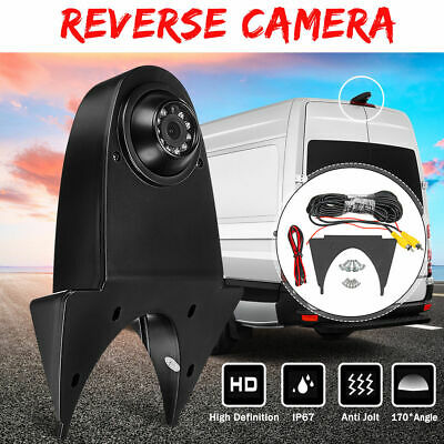 iPoster Factory Rear View Backup CCD Camera For Benz Sprinter / VW Crafter