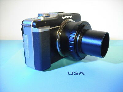 "Olympus M 4/3s 2 1.25"" telescope eyepiece adapter EP-1 2 3 5 6 OM-D E-M1 MARK II"