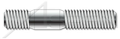 200 pcs M8-1.25 X 70mm DIN 938 Double-Ended Stud A2 Stainless