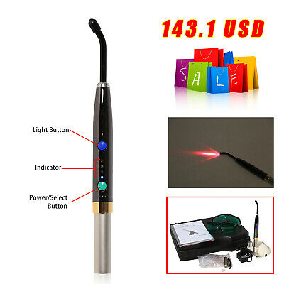 Dental Laser Diode Pen Laser For Soft Tissue Perio Endo Surgical Wireless Kit